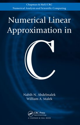 Numerical Linear Approximation in C: 1st Edition (Hardback) book cover