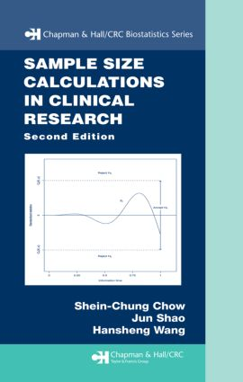 Sample Size Calculations in Clinical Research, Second Edition