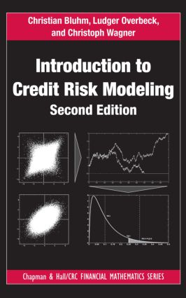 Introduction to Credit Risk Modeling: 2nd Edition (Hardback) book cover