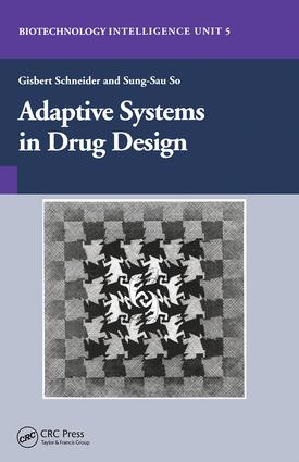Adaptive Systems in Drug Design: 1st Edition (Hardback) book cover