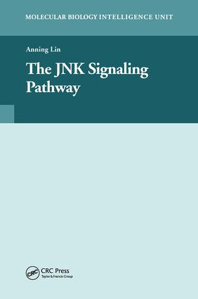 The JNK Signaling Pathway: 1st Edition (Hardback) book cover