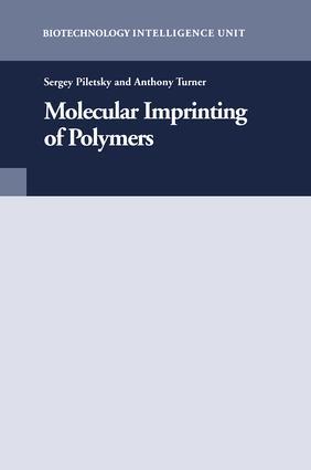 Molecular Imprinting of Polymers