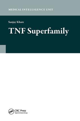 TNF Superfamily: 1st Edition (Hardback) book cover