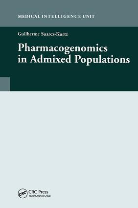 Pharmacogenomics in Admixed Populations