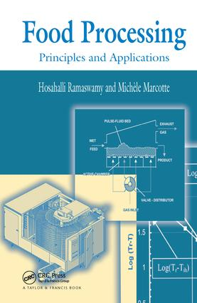 Food Processing: Principles and Applications, 1st Edition (Hardback) book cover