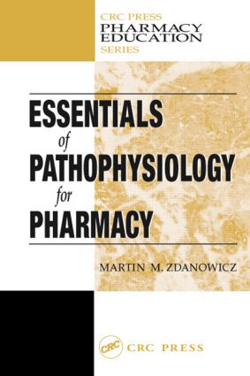 Essentials of Pathophysiology for Pharmacy book cover
