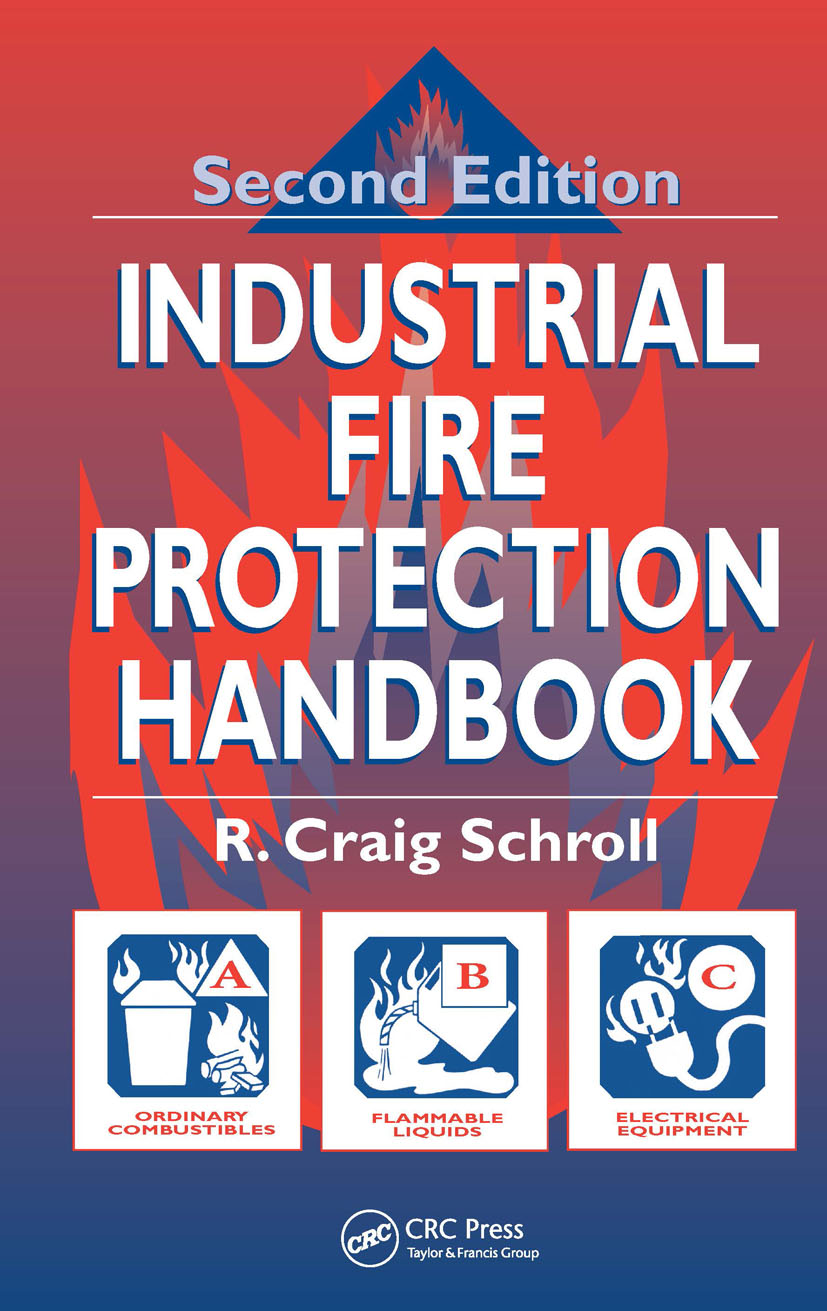 Industrial Fire Protection Handbook book cover