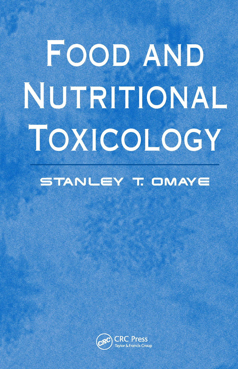 Food and Nutritional Toxicology: 1st Edition (Hardback) book cover