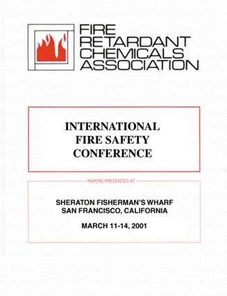 International Fire Safety Conference (Hardback) book cover