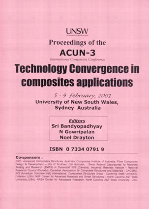 Acun 3: Technology Convergence in Composite Materials, 1st Edition (Hardback) book cover