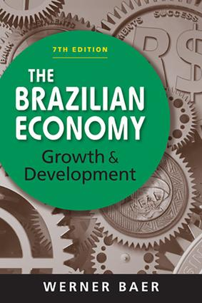 Brazilian Economy: Growth and Development, 7th Edition (Paperback) book cover