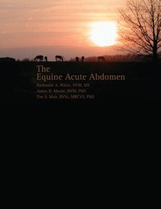 Equine Acute Abdomen: 1st Edition (Hardback) book cover