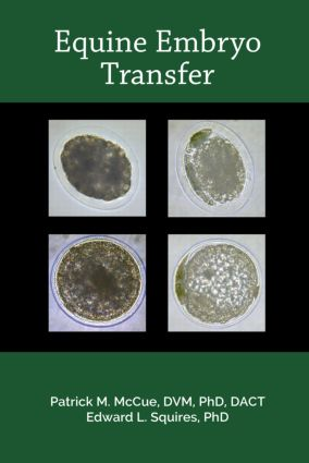 Equine Embryo Transfer: 1st Edition (Paperback) book cover