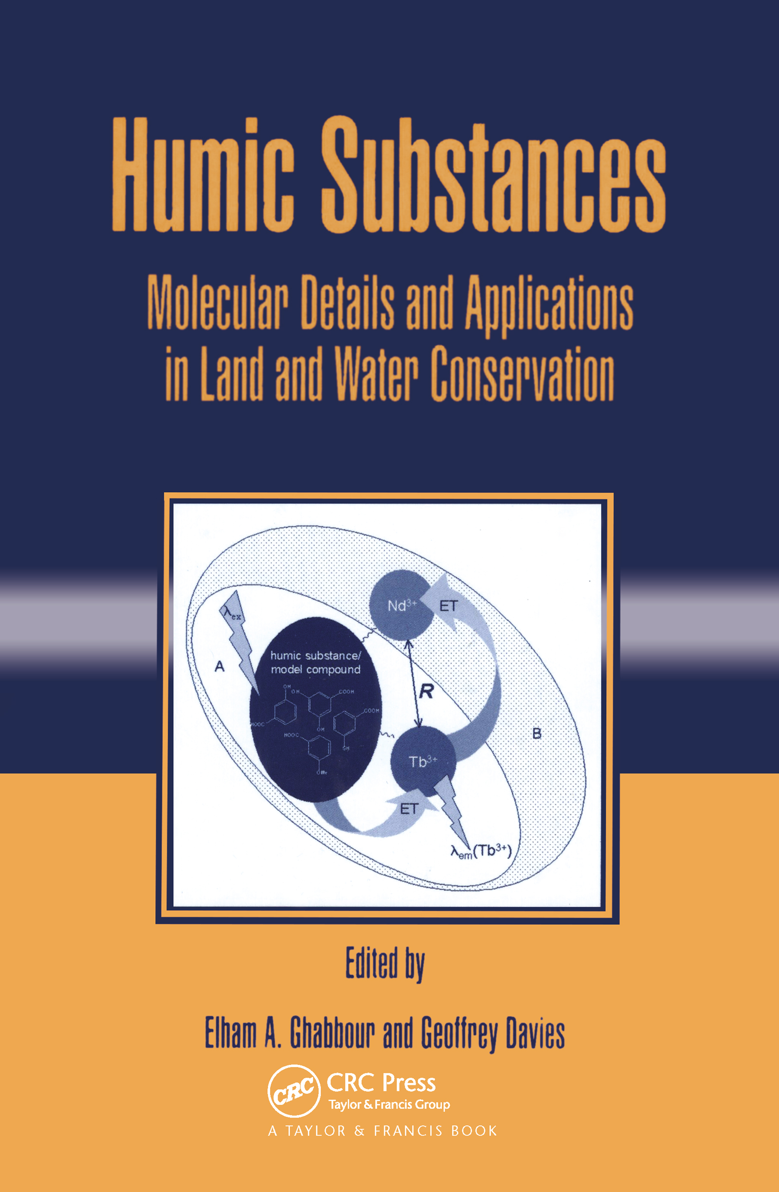 Humic Substances: Molecular Details and Applications in Land and Water Conservation, 1st Edition (Hardback) book cover