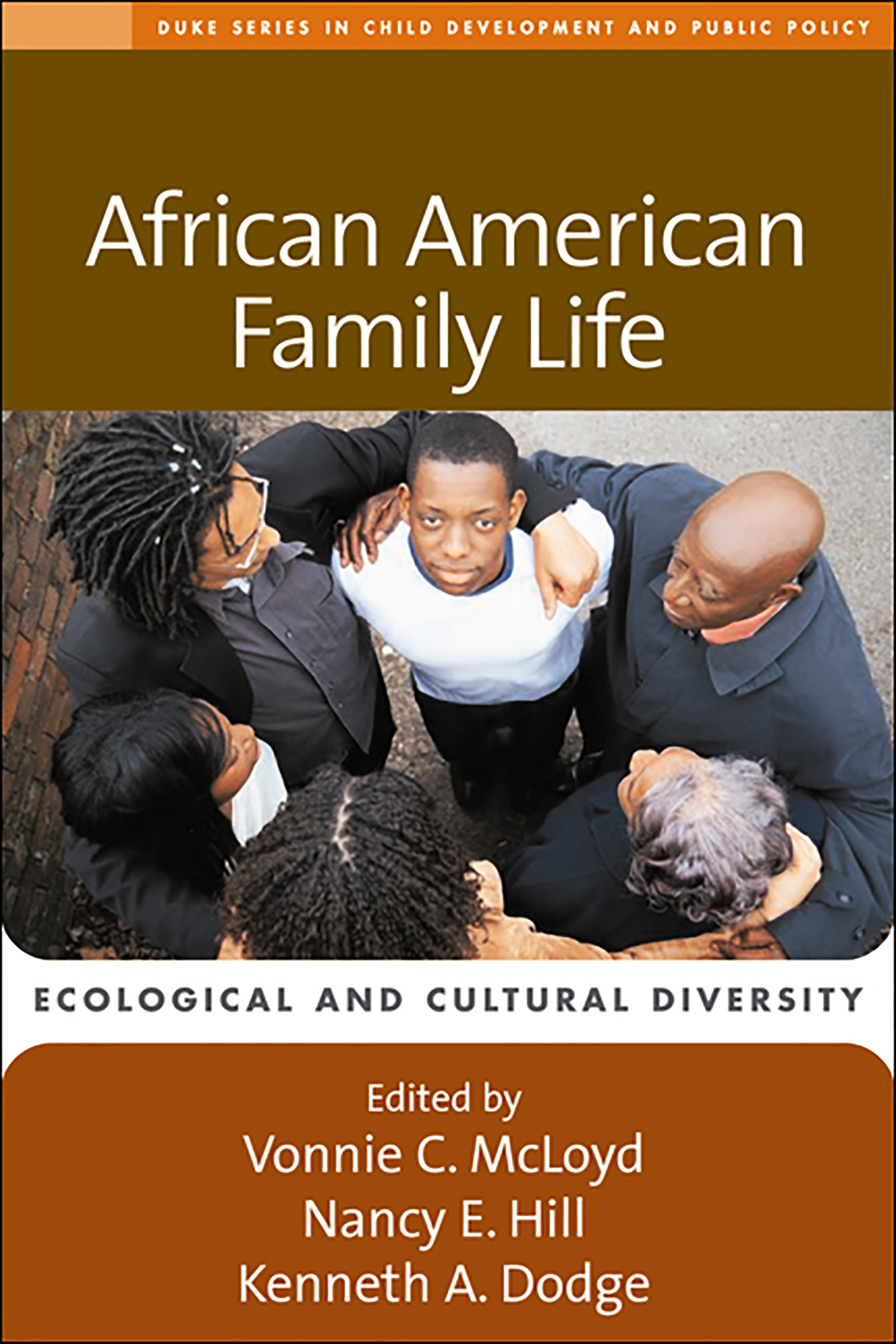 African American Family Life: Ecological and Cultural Diversity (Paperback) book cover