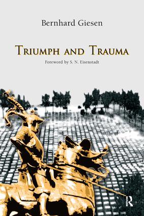 Triumph and Trauma: 1st Edition (Paperback) book cover
