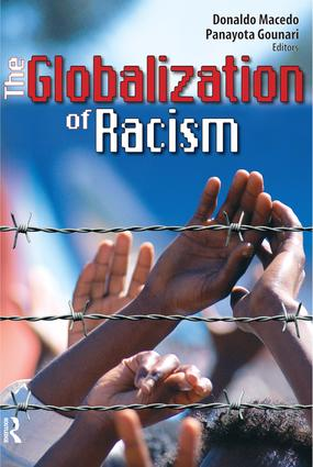 Globalization of Racism: 1st Edition (Paperback) book cover