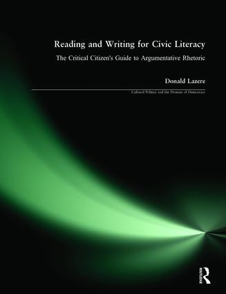 Reading and Writing for Civic Literacy