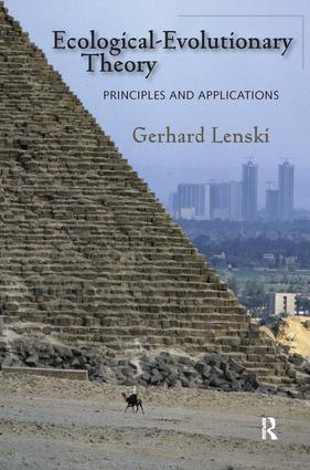 Ecological-Evolutionary Theory: Principles and Applications, 1st Edition (Paperback) book cover