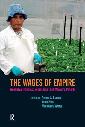 Wages of Empire: Neoliberal Policies, Repression, and Women's Poverty, 1st Edition (Paperback) book cover