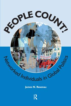People Count!: Networked Individuals in Global Politics book cover