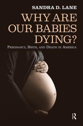 Why Are Our Babies Dying?: Pregnancy, Birth, and Death in America, 1st Edition (Paperback) book cover