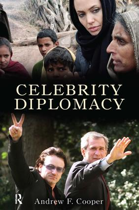 Celebrity Diplomacy book cover