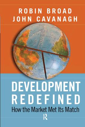 Development Redefined: How the Market Met Its Match, 1st Edition (Hardback) book cover