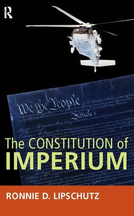 Constitution of Imperium (Paperback) book cover