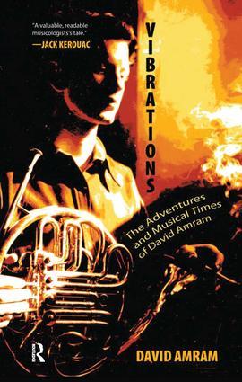 Vibrations: A Memoir, 1st Edition (Hardback) book cover