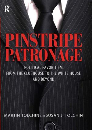 Pinstripe Patronage: Outsourcing Government