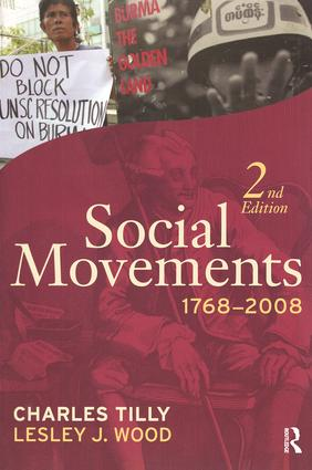 Social Movements, 1768-2008: 2nd Edition (Paperback) book cover