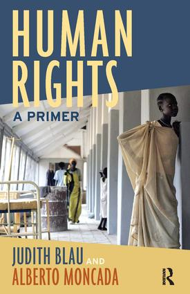 Human Rights: A Primer, 1st Edition (Paperback) book cover