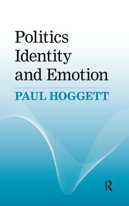 Politics, Identity and Emotion