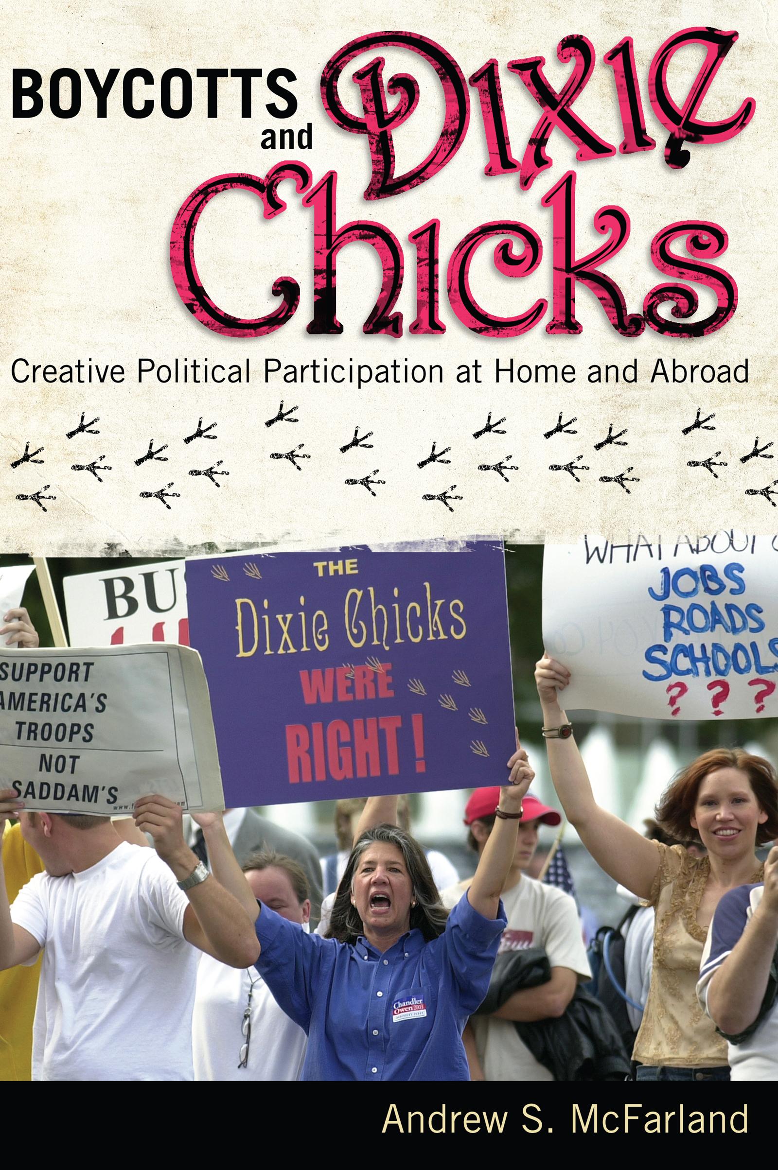 Boycotts and Dixie Chicks