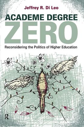 Politics, Pedagogy, and the Anthology