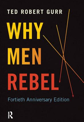 Why Men Rebel (Paperback) book cover