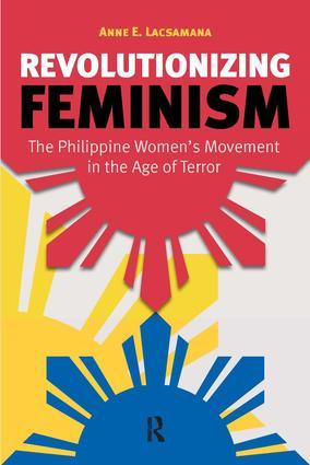 Revolutionizing Feminism: 1st Edition (Paperback) book cover
