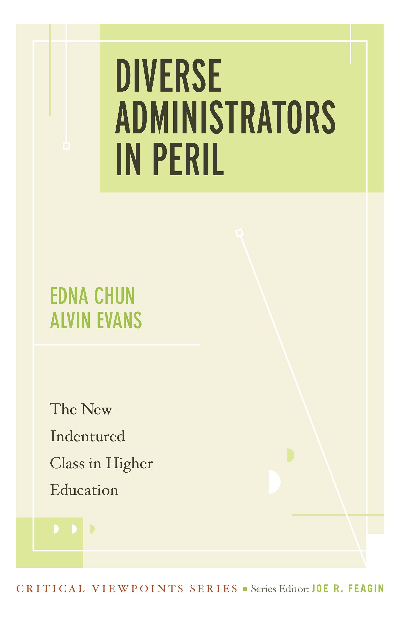 Diverse Administrators in Peril
