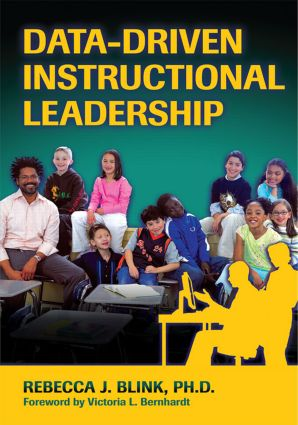 Data-Driven Instructional Leadership book cover