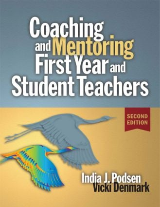Coaching and Mentoring First-Year and Student Teachers book cover