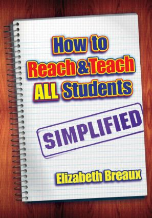 How to Reach and Teach All Students—Simplified: 1st Edition (Paperback) book cover