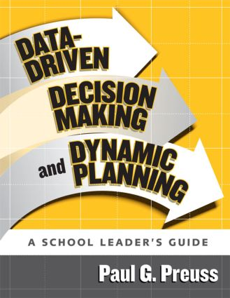 Data-Driven Decision Making and Dynamic Planning: 1st Edition (Paperback) book cover