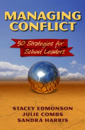 Managing Conflict: 50 Strategies for School Leaders book cover