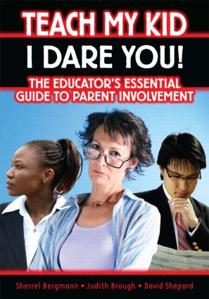 Teach My Kid- I Dare You!: 1st Edition (Paperback) book cover