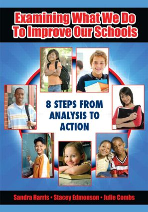 Examining What We Do To Improve Our Schools: Eight Steps from Analysis to Action book cover