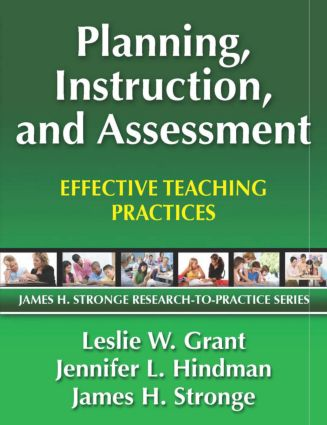 Planning, Instruction, and Assessment: Effective Teaching Practices book cover