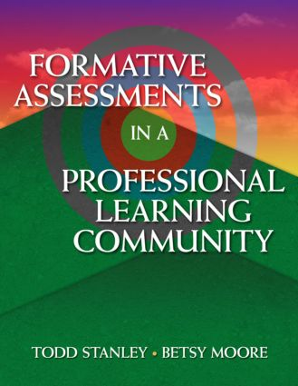 Formative Assessment in a Professional Learning Community book cover