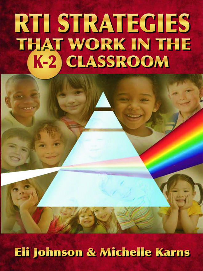 RTI Strategies that Work in the K-2 Classroom: 1st Edition (Paperback) book cover