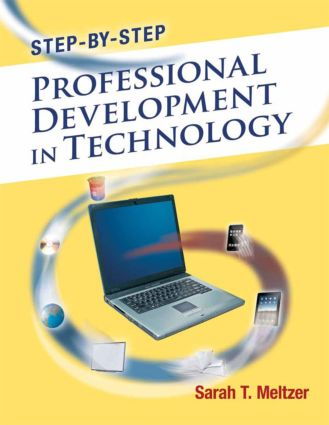 Step-by-Step Professional Development in Technology book cover